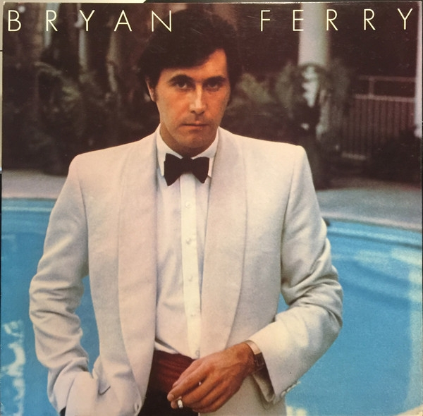Bryan Ferry Another Time, Another Place Cover Art
