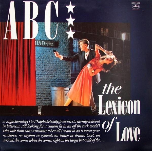 ABC The Lexicon of Love cover art