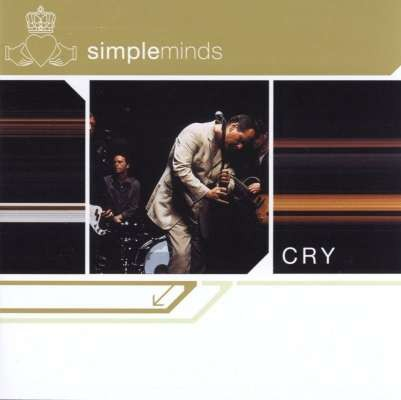Simple Minds Cry cover art