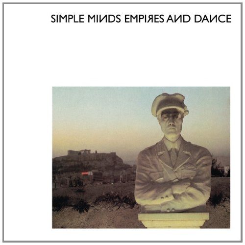 Simple Minds Empires and Dance cover art