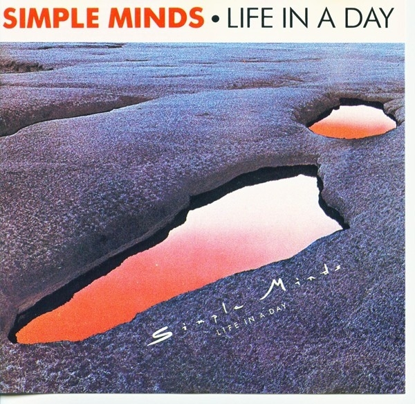 Simple Minds Life in a Day cover art