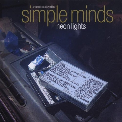 Simple Minds Neon Lights cover art