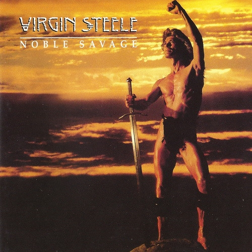 Virgin Steele Noble Savage cover art