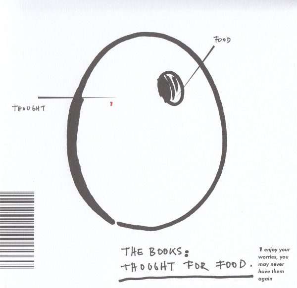 The Books Thought for Food Cover Art