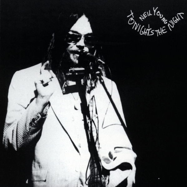 Neil Young Tonight's the Night cover art