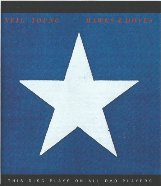 Neil Young Hawks & Doves cover art