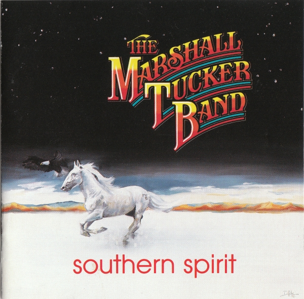 The Marshall Tucker Band Southern Spirit cover art