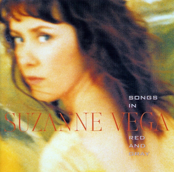 Suzanne Vega Songs in Red and Gray cover art