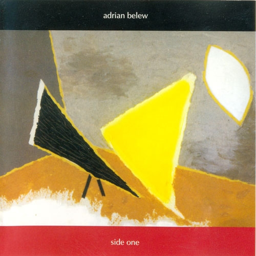 Adrian Belew Side One cover art