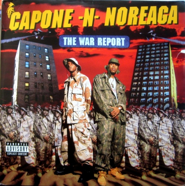 Capone‐N‐Noreaga The War Report cover art
