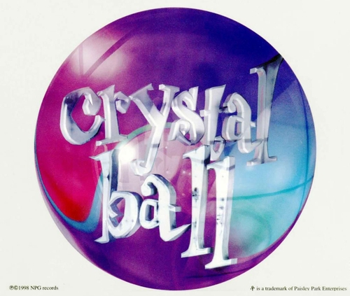 Prince Crystal Ball cover art