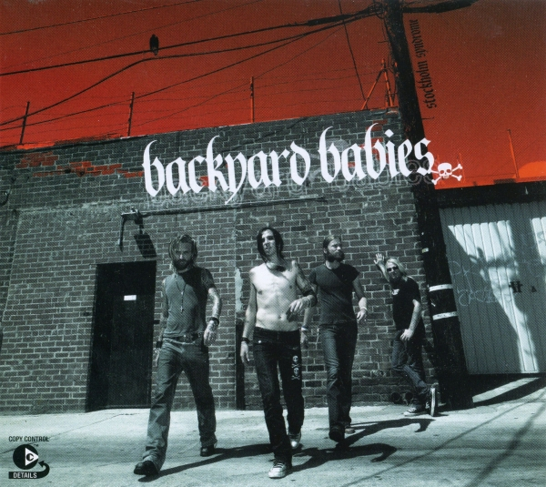 Backyard Babies Stockholm Syndrome Cover Art