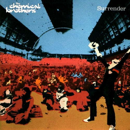 The Chemical Brothers Surrender cover art