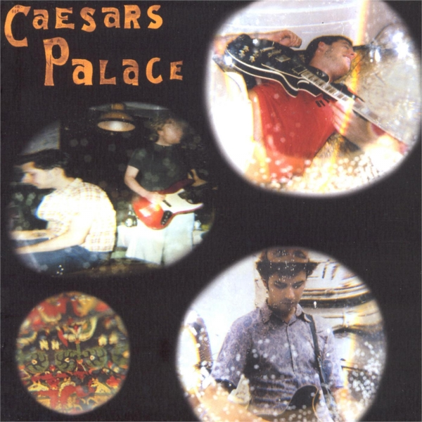 Caesars Love for the Streets cover art