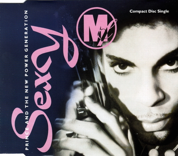 Prince Sexy MF cover art