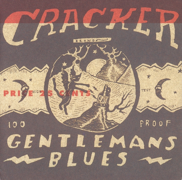 Cracker Gentleman's Blues cover art