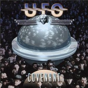 UFO Covenant Cover Art