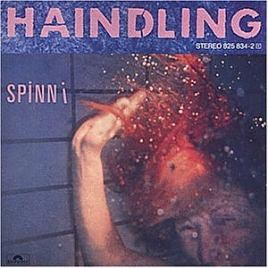 Haindling Spinn i cover art