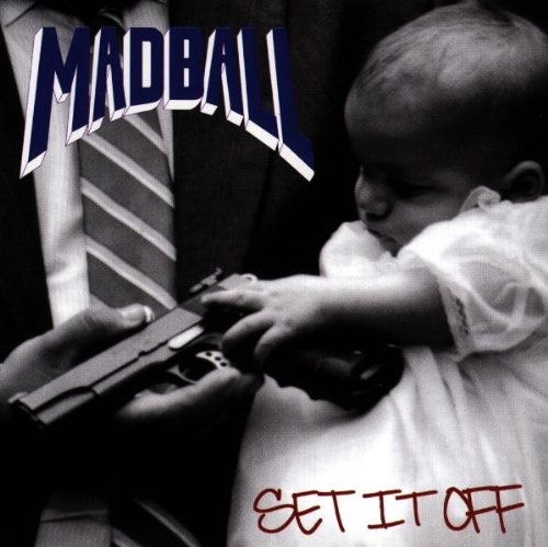 Madball Set It Off cover art