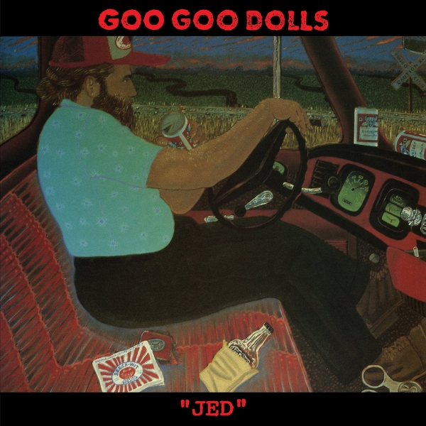 Goo Goo Dolls Jed cover art