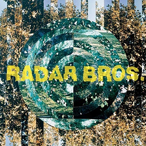 Radar Bros. The Fallen Leaf Pages Cover Art