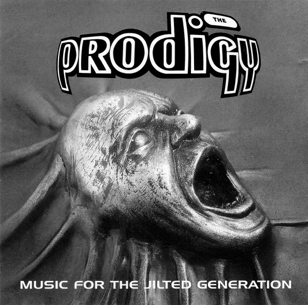 The Prodigy Music for the Jilted Generation cover art