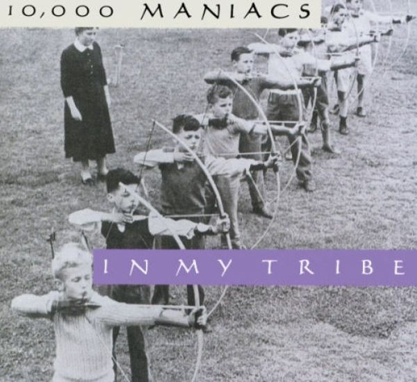 10,000 Maniacs In My Tribe cover art