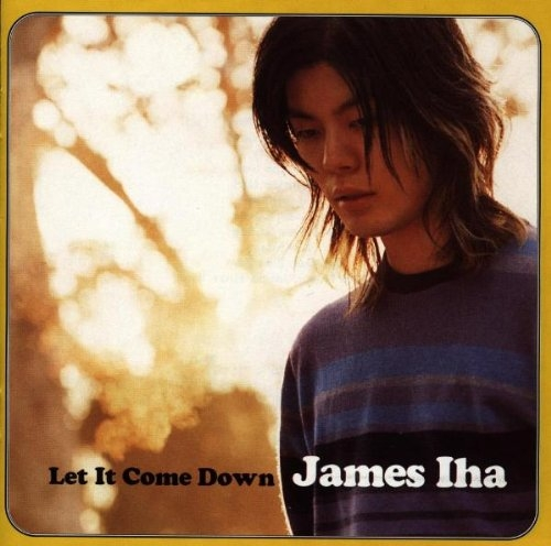 James Iha Let It Come Down cover art