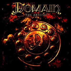 Domain The Artefact cover art