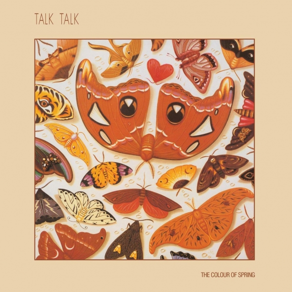 Talk Talk The Colour of Spring cover art