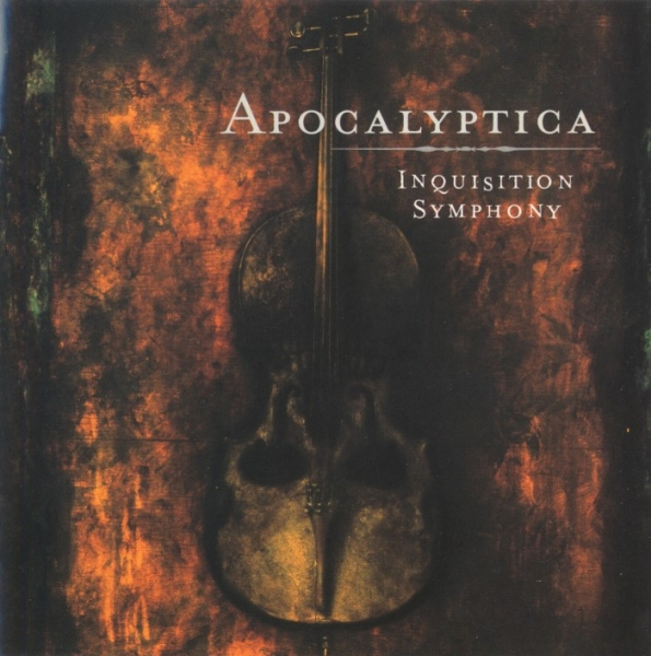 Apocalyptica Inquisition Symphony Cover Art