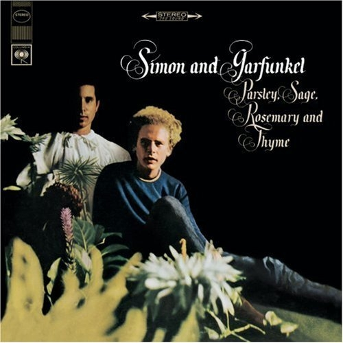 Simon and Garfunkel Parsley, Sage, Rosemary and Thyme Cover Art