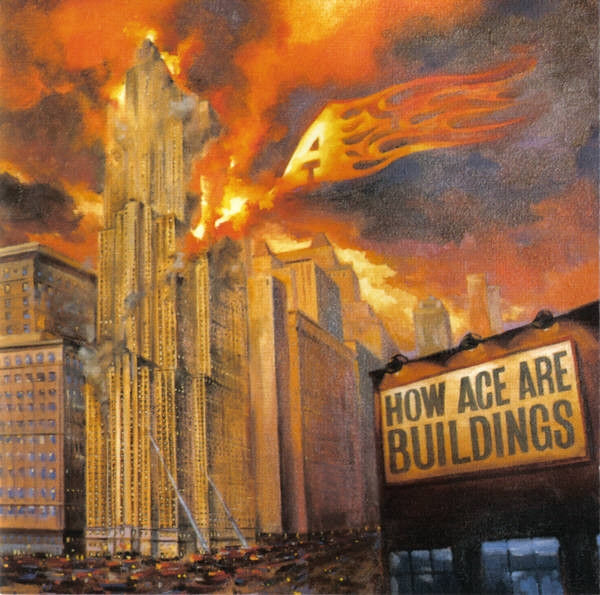 A How Ace Are Buildings cover art