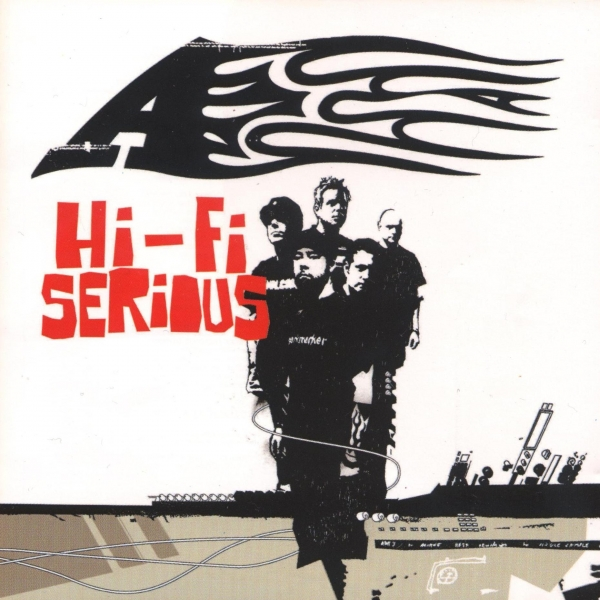 A Hi-Fi Serious cover art