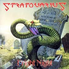 stratovarius Fright Night cover art