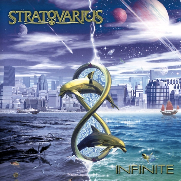 stratovarius Infinite cover art