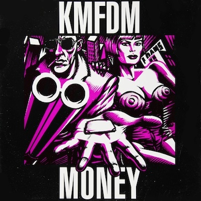 KMFDM Money cover art