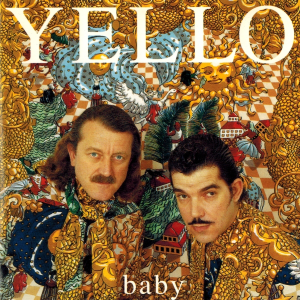 Yello Baby cover art
