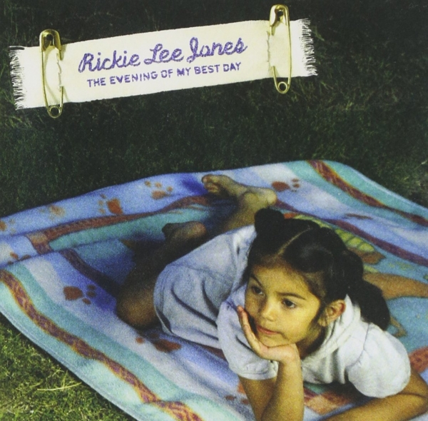Rickie Lee Jones The Evening of My Best Day Cover Art