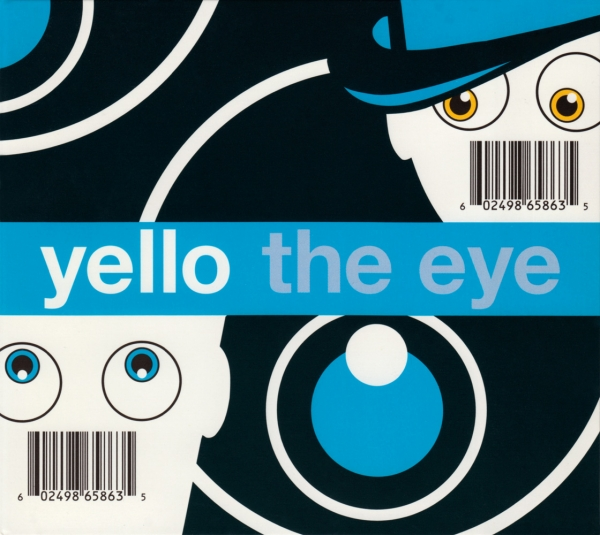 Yello The Eye cover art