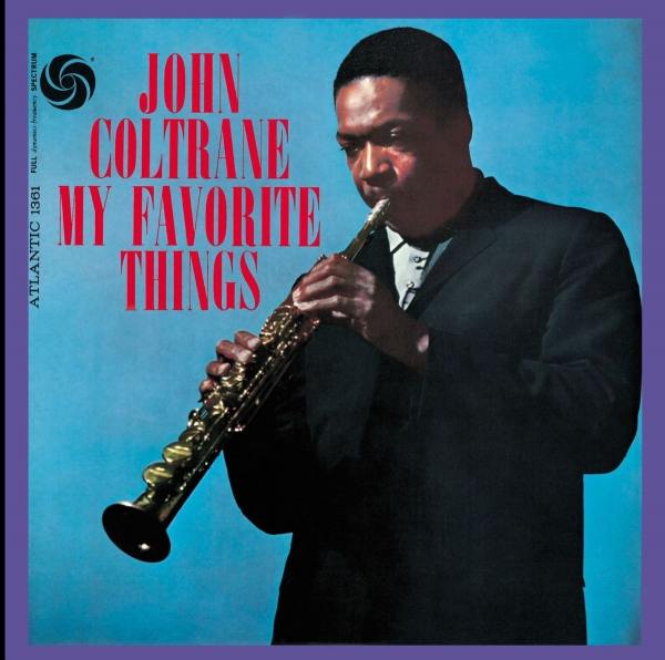 John Coltrane My Favorite Things cover art