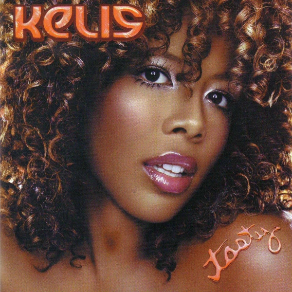 Kelis Tasty Cover Art