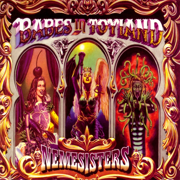 Babes in Toyland Nemesisters Cover Art