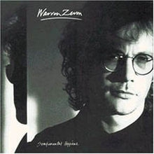 Warren Zevon Sentimental Hygiene cover art