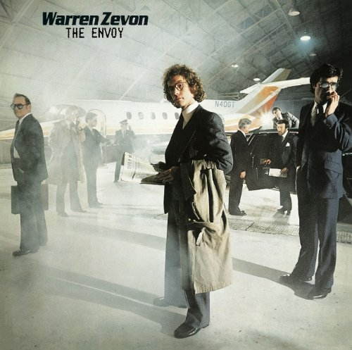 Warren Zevon The Envoy cover art