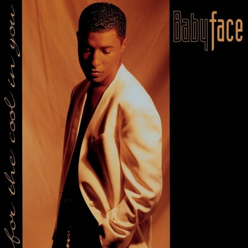 Babyface For the Cool in You cover art