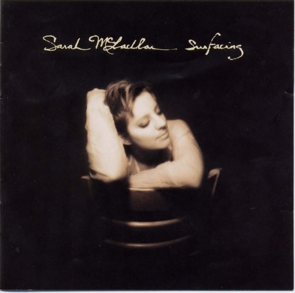 Sarah McLachlan Surfacing cover art
