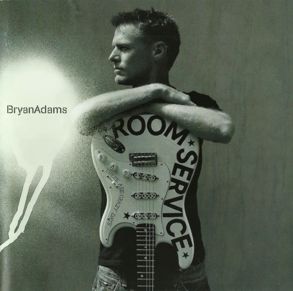 Bryan Adams Room Service Cover Art