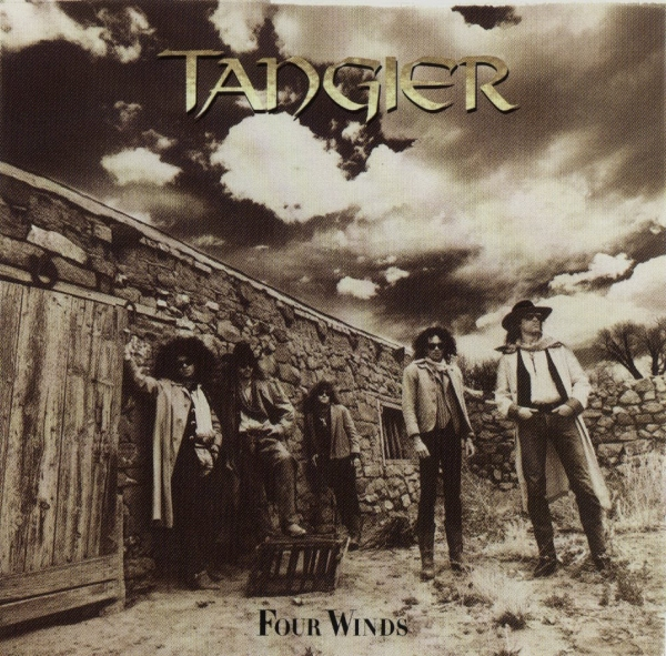 Tangier Four Winds Cover Art