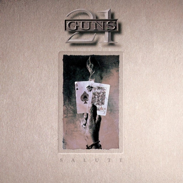 21 Guns Salute cover art